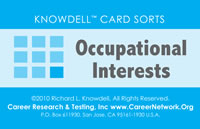 Knowdell occupational interests card sort  Thumbnail
