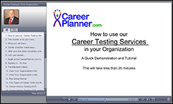 how to use career testing in your organization video thumbnail